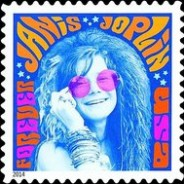 Postal Service to Issue a Janis Joplin Stamp